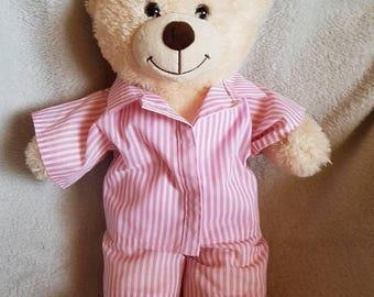 """Pyjamas for 15""""bear"""
