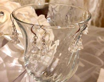 Crystal Dress Earrings