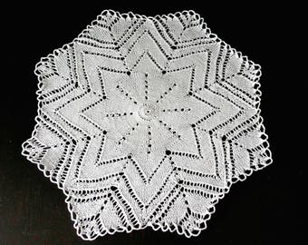 Handmade, handmade, handmade knitted cover, table topper Napkin, tablecloth, decoration, decor, decorations, Easter gifts