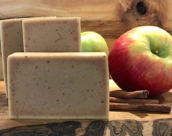 Apple Cider, Cinnamon, & Ginger Soap