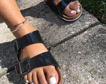 Hemp anklet