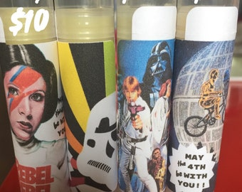 May the 4th be with you lip balm 4pack