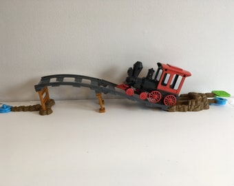 RARE Toy Story 3 Train Wreck Toy
