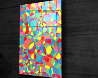 Table 120 x 160 plexiglass + dibond