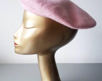 Rose- Vintage Baret