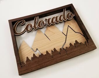 Colorado State Art