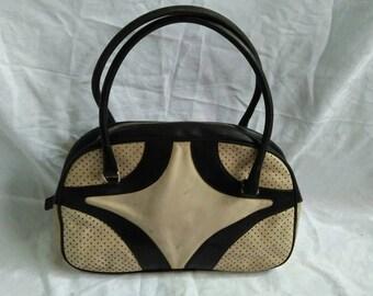 Vintage Prada Bowlers Bag