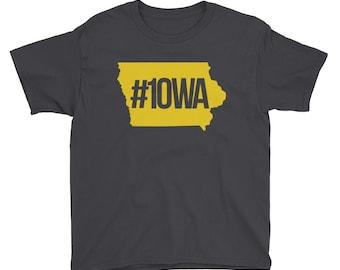 IOWA #1 State - Youth  T-Shirt