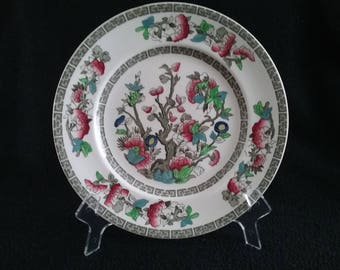"Vintage ""Indian Tree"" China Luncheon Plate"