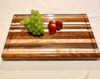 Handmade custom cutting board