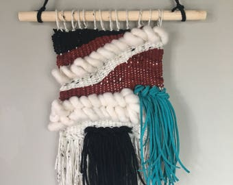 Textured Hanging