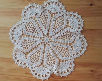 home decor  crochet napkins  white napkins  crochet doily  doilies  lace doily  tablecloth  lace tablecloth  kitchen decor