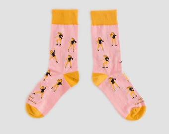 Socks All the Single Ladies