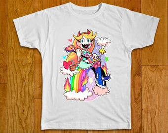 Star vs the forces of evil T SHIRT