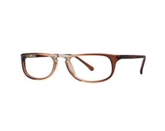 MARCHON Blue Ribbon 7 Women's Frames/Brown Crystal/Brand New