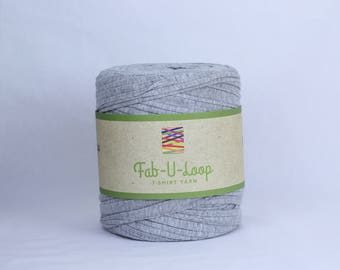 """T-Shirt Yarn - """"What's going on?""""  ~160 yards, 130 m"""