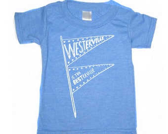 westerville shirt, westervill ohio t-shirt, awesome westerville shirt, cute westerville tshirt, fun design, free shipping