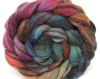 Jacob Humbug Kettle Dyed Wool Top JHT43  100g - 3.5oz