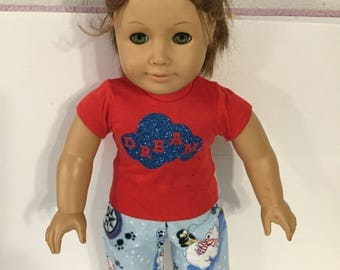 """Pants #32 doll clothes that fit 18"""" like the American girl doll"""