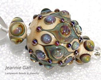 Lampwork  Art Jewelry by Jeanniesbeads #2250