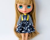Handmade Dress for Neo Blythe Doll by Plastic Fashion
