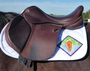 Be Cheeky with this Pony Saddlepad from The Carrot Collection CP-79