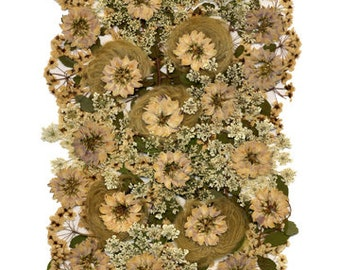 "5x7 Greeting Card ""Dried Flowers 3"""