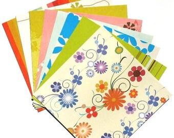 50% OFF - Rainforest - 6x6 MemoryStor Paper Pack