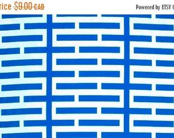 SALE - Classic Blue - IKEA Avsiktlig Cotton Fabric