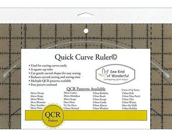 Quick Curve Ruler Sew Kind Of Wonderful SKW50570