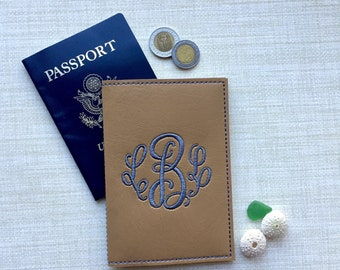 Passport, Personalized Passport Covers, Passport Holder, Passport Cover, Custom Passport Holder, Passport Case, Monogram Gift