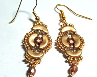 Incan Treasure Earrings