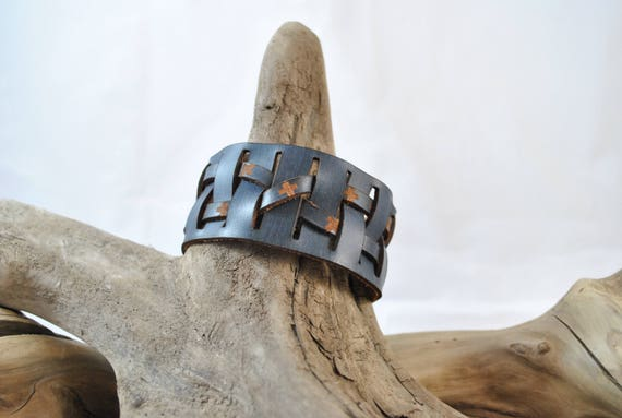BIG & BOLD chunky cuff for HiM or HeR
