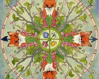 Hope Springs Eternal A4 print