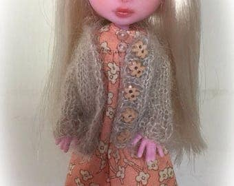 Blossom ...OOAK repainted Fangelica doll
