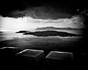 Black and white photography, Ocean photography, sea theme decor, ocean print, ocean decor, beach wall decor, sea decor, nautical decor