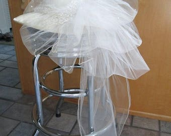 50% Off Vintage Bridal Hat