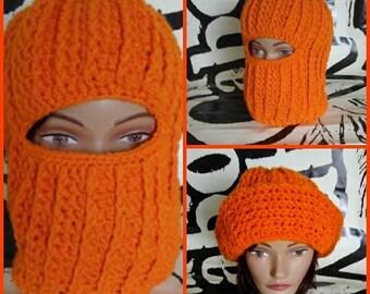 Ski Hat, Mens winter hat, Mens Hunting Hat