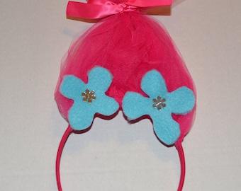 Poppy Pink Headband