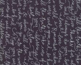 Farmers Daughter (5052 12) Charcoal Farmhouse Script by Lella Boutique
