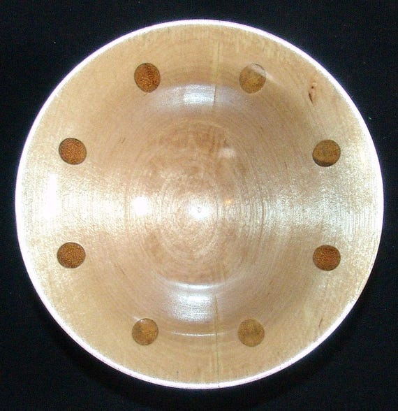 "Woodturning – ""Flow with the Go"" – Special Technique of Inserted Segmentation"