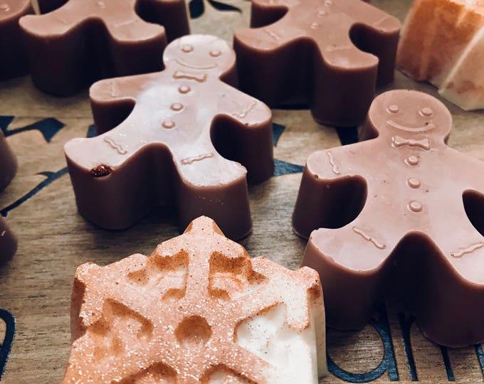 Gingerbread Men Soapies