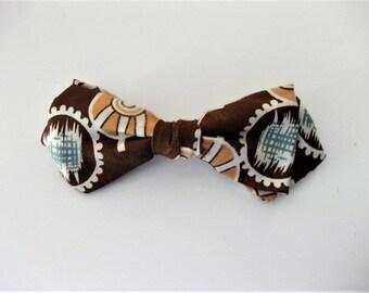 Vintage Bow Tie, Bowtie, New York, Fifties Sixties