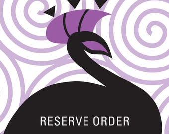 Reserve Order for BlessedMess
