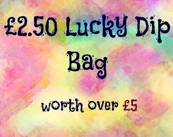 Lucky dip bag mini