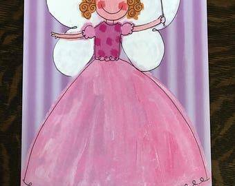20 fairy princess birthday invitation stationary