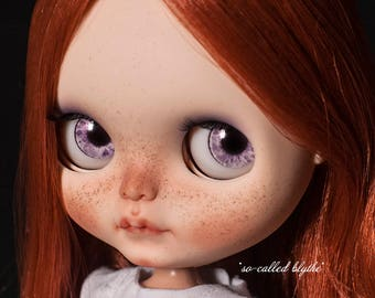 Custom Blythe Dolls For Sale by OOAK custom Neo Blythe doll Sally