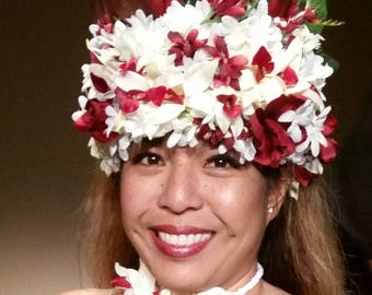 Made To Order Hei Tahiti ~ Beauty Of The Society Islands ~ French Polynesian Designs ~ One Of A Kind Handmade Hei