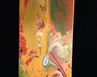 Acrylic Abstract ORIGINAL ART