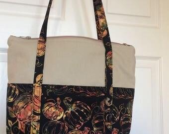 Fall batik pocketbook